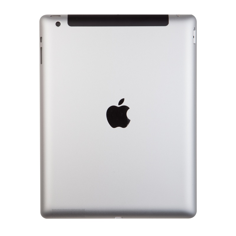 Kryt baterie Back Cover 3G na Apple iPad 4, silver