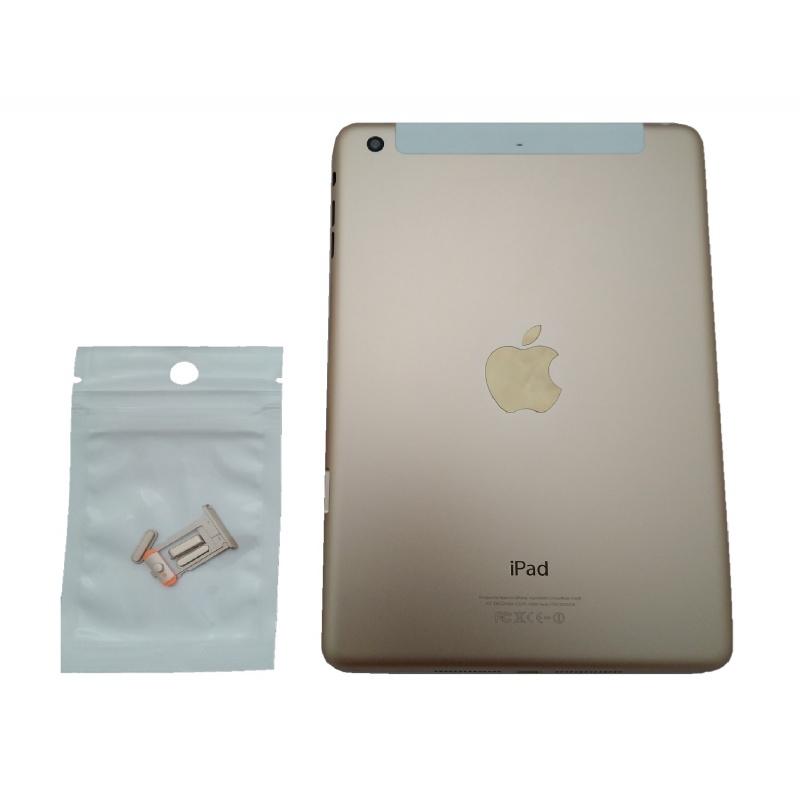 Kryt baterie Back Cover 3G na Apple iPad Mini 3, gold