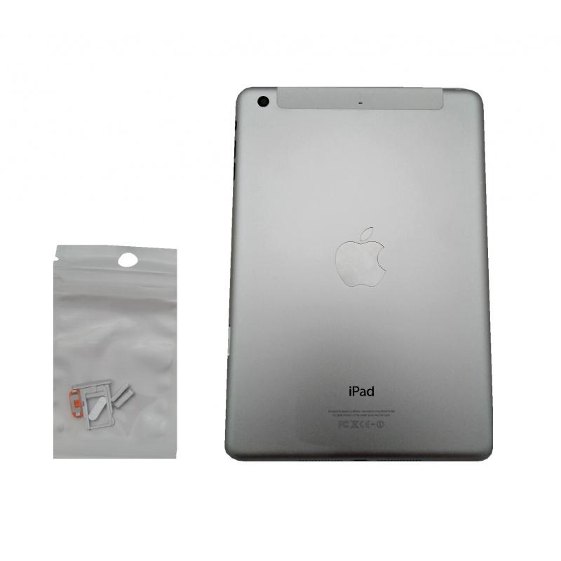 Kryt baterie Back Cover 3G na Apple iPad Mini 3, silver
