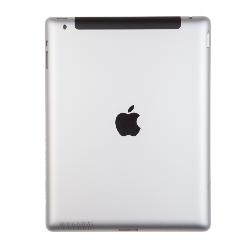 Kryt baterie Back Cover 3G na Apple iPad 2, silver