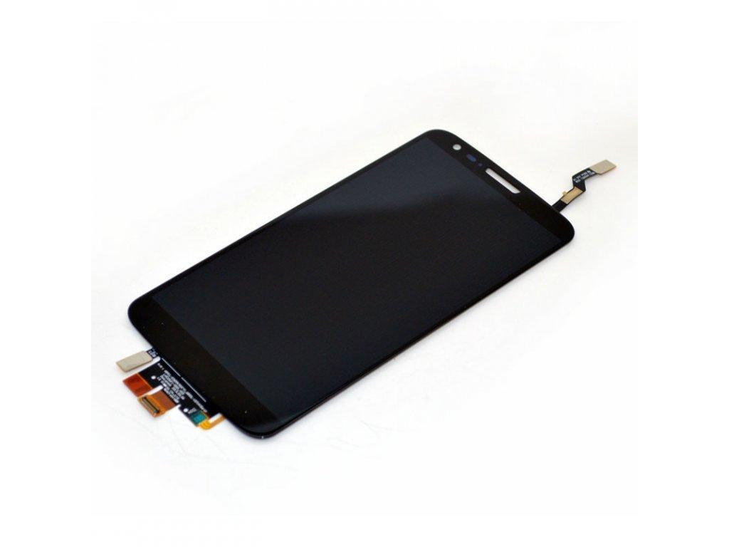 LCD + dotyková deska pro LG K4, black OEM