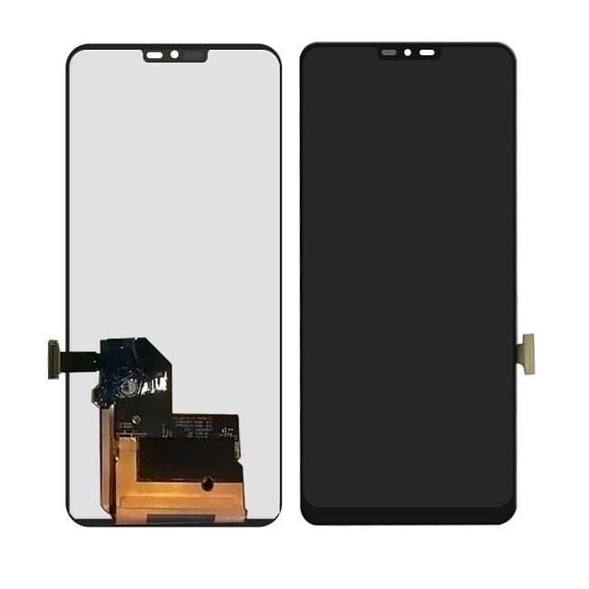 LCD + dotyková deska pro LG G7, black OEM