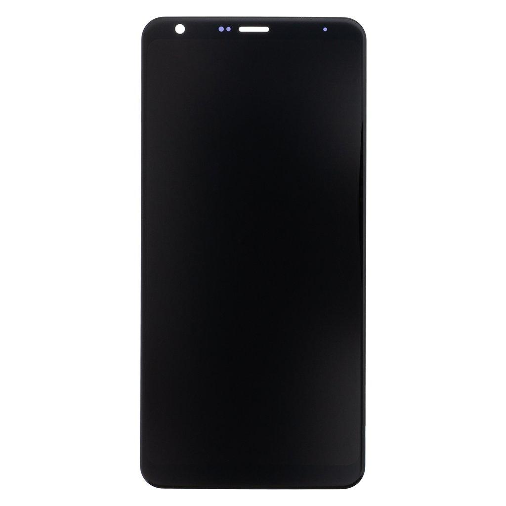 LCD + dotyková deska pro LG Q7, black OEM