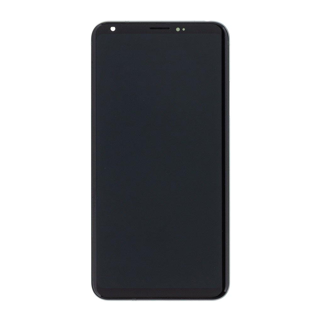 LCD + dotyková deska pro LG V30, black OEM