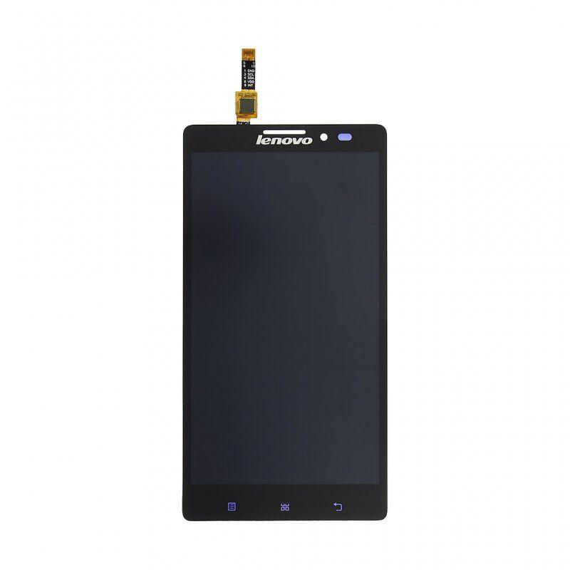 LCD + dotyková deska pro Lenovo Vibe K6 NOTE, black OEM