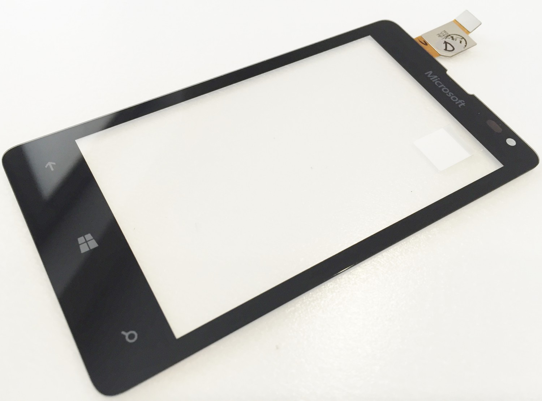 LCD + dotyk + rámeček pro Microsoft Lumia 950 XL, black OEM