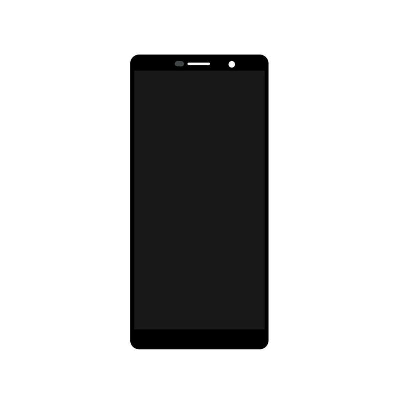 LCD + dotyková deska pro Nokia 7 Plus, black OEM