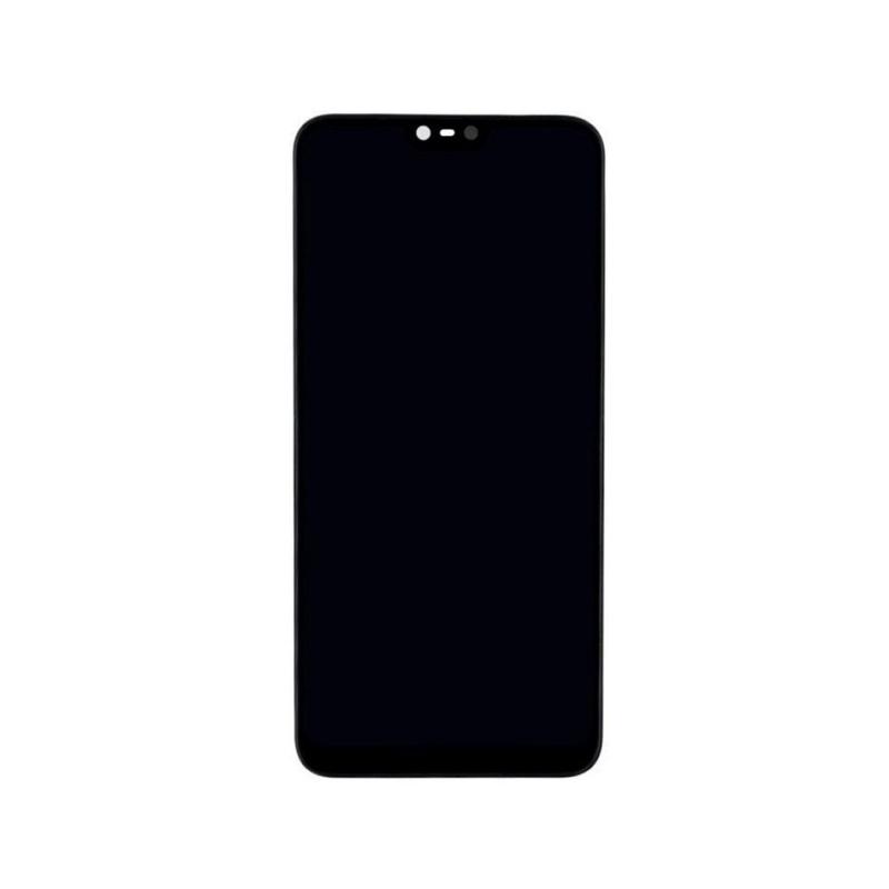 LCD + dotyková deska pro Nokia 6.1, black OEM