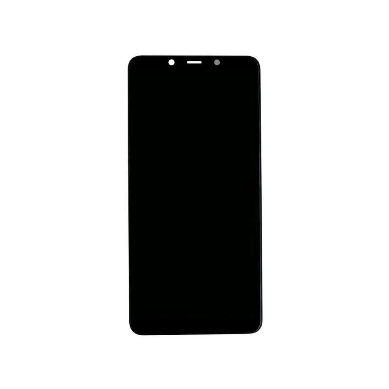LCD + dotyková deska pro Nokia 3.1, black OEM