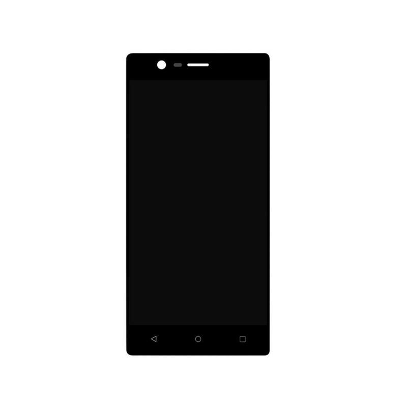 LCD + dotyková deska pro Nokia 3, black OEM