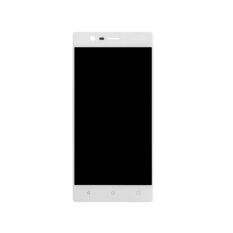 LCD + dotyková deska pro Nokia 3, white OEM