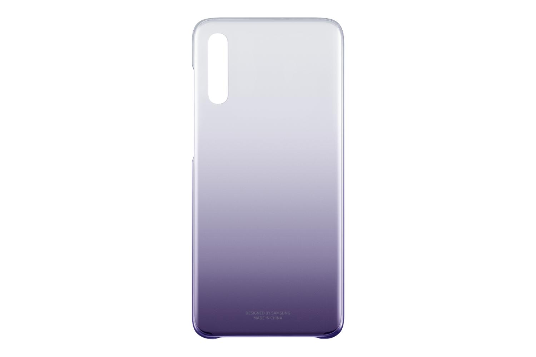 Ochranný kryt Gradation cover pro Samsung Galaxy A70, fialový