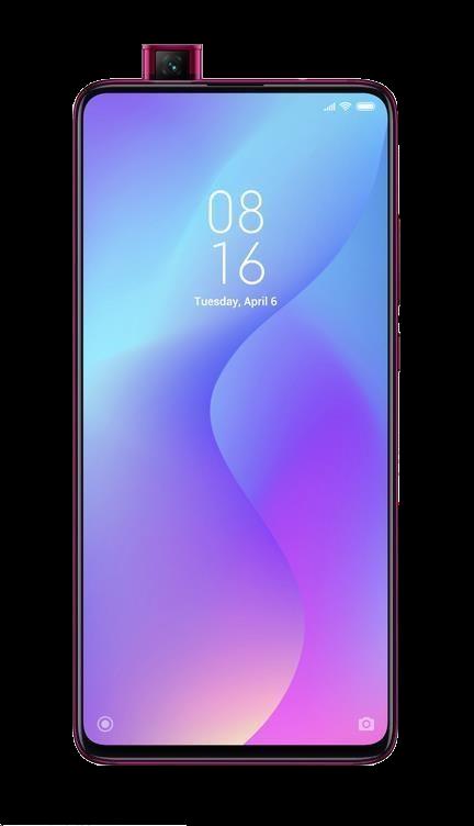 Xiaomi Mi 9T 6GB/128GB fialová