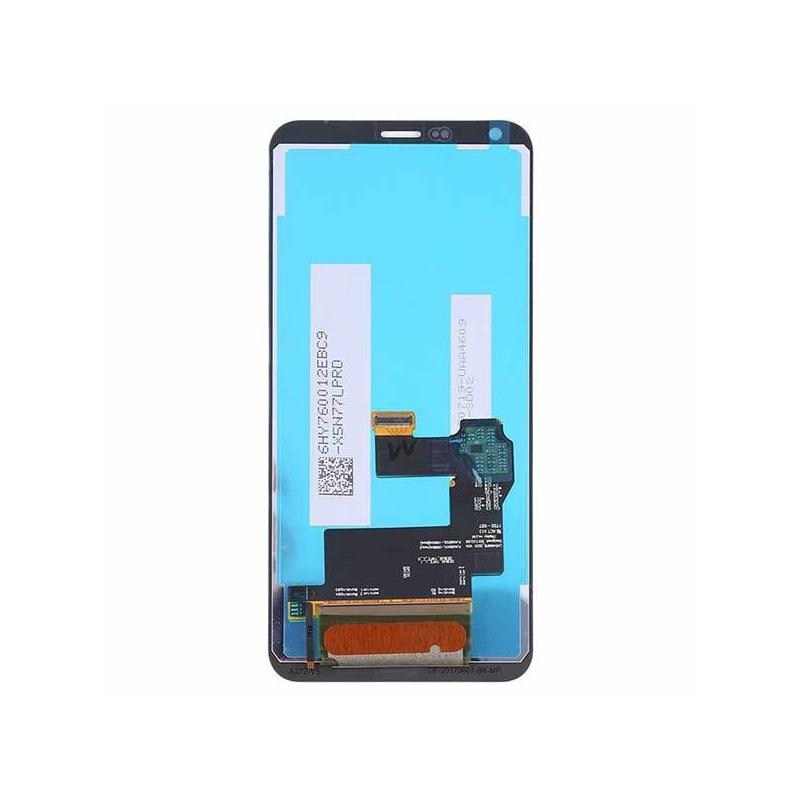LCD + dotyková deska pro LG Q6, black OEM