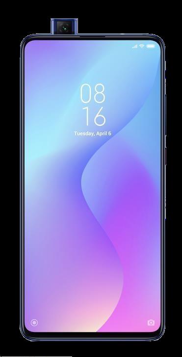 Xiaomi Mi 9T 6GB/128GB modrá