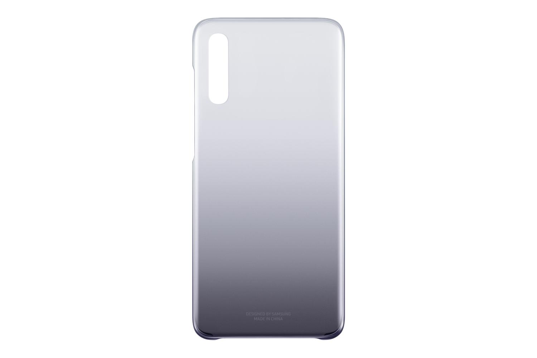 Ochranný kryt Gradation cover pro Samsung Galaxy A70, černý