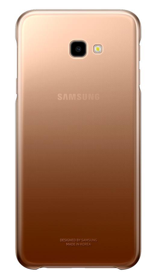 Ochranný kryt Gradation cover pro Samsung Galaxy J4 Plus, zlatý