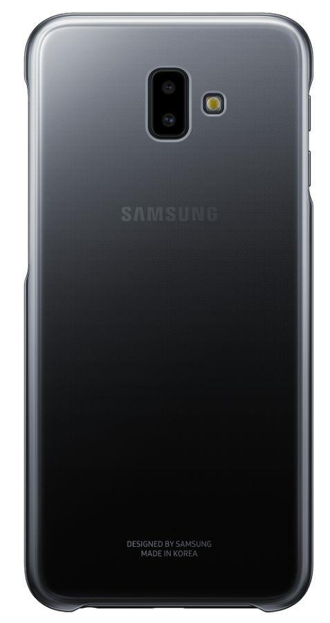 Ochranný kryt Gradation cover pro Samsung Galaxy J6 Plus, černý