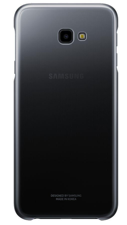 Ochranný kryt Gradation cover pro Samsung Galaxy J4 Plus, černý