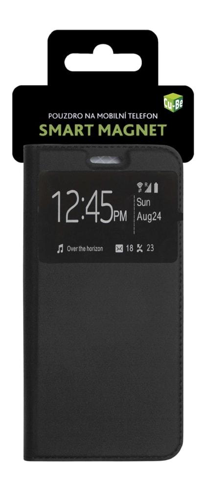 Cu-Be View flipové pouzdro Huawei Y6 2019 black