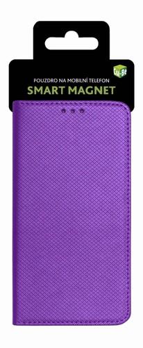 Cu-Be Smart Magnet flipové pouzdro Huawei Y5 2018 purple