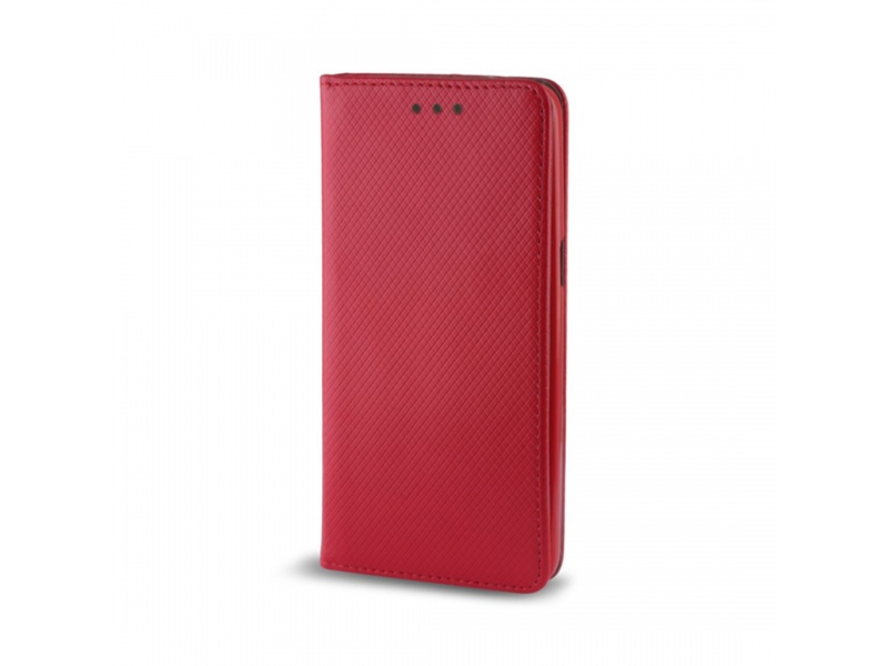 Cu-Be Smart Magnet flipové pouzdro Huawei P20 Lite red