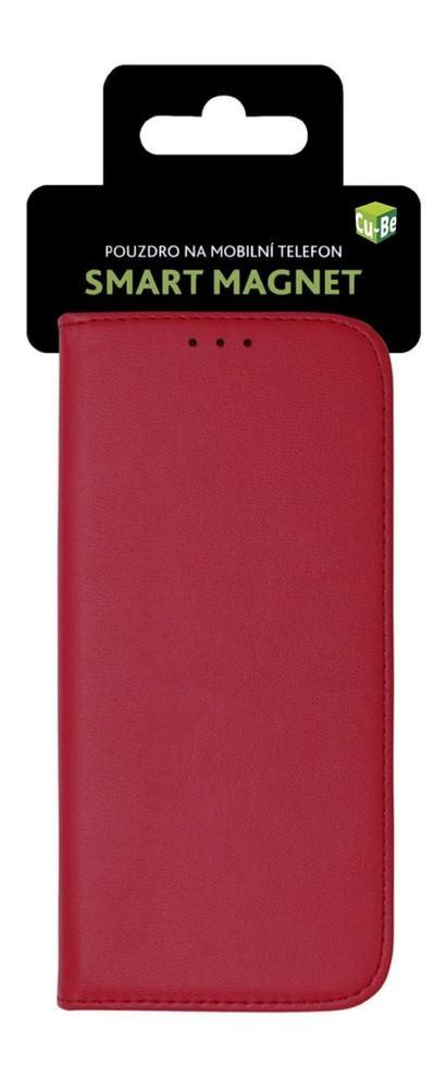 Cu-Be Platinum flipové pouzdro Samsung Galaxy A50 red