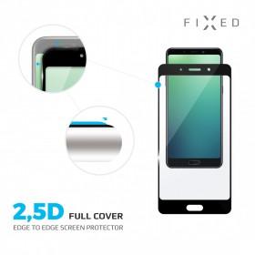 Tvrzené sklo FIXED Full-Cover pro Nokia 2.2, černá
