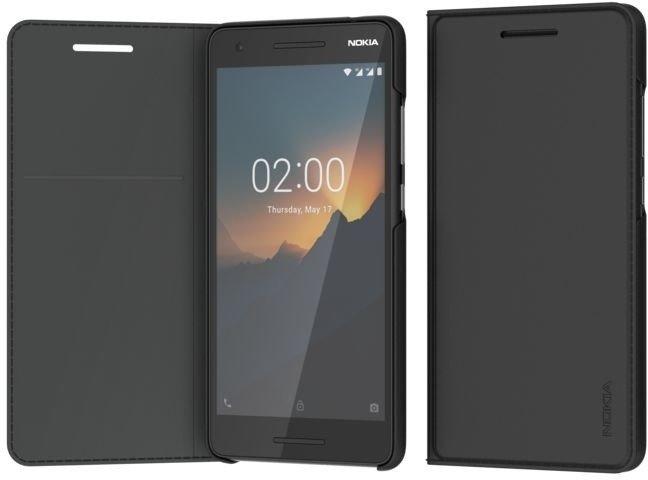 Nokia Slim Flip CP-220 pouzdro pro Nokia 2.1 black