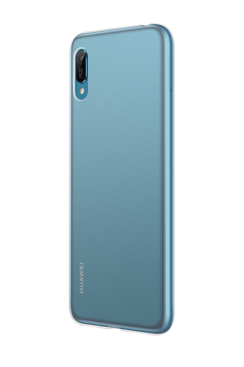 Original Protective Pouzdro pro Huawei Y6 2019, Transparent