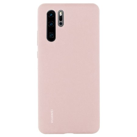 Huawei Original silikonové pouzdro pro Huawei P30 Pro, Pink