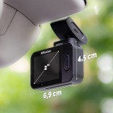 Autokamera TrueCam M5 WiFi s detekcí radarů