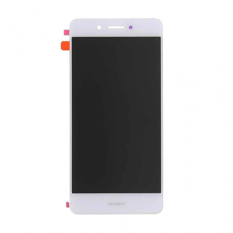 LCD + dotyk pro Huawei Nova Smart, white OEM