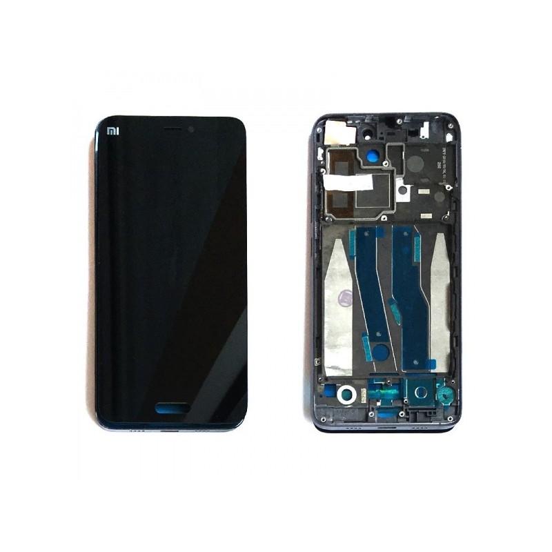 LCD + dotyk + rámeček pro Xiaomi Mi5, black OEM