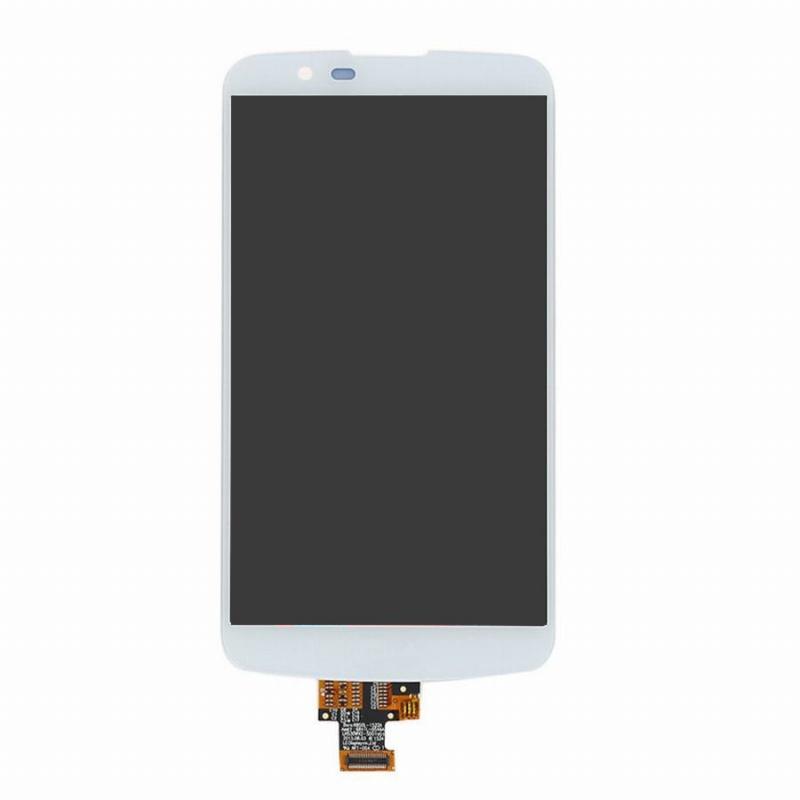 LCD + dotyk pro LG K10, white OEM
