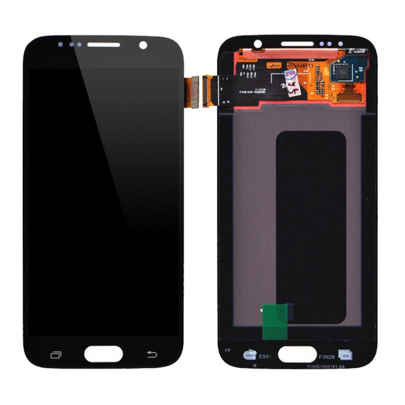 LCD + dotyk pro Samsung Galaxy S6, black OEM
