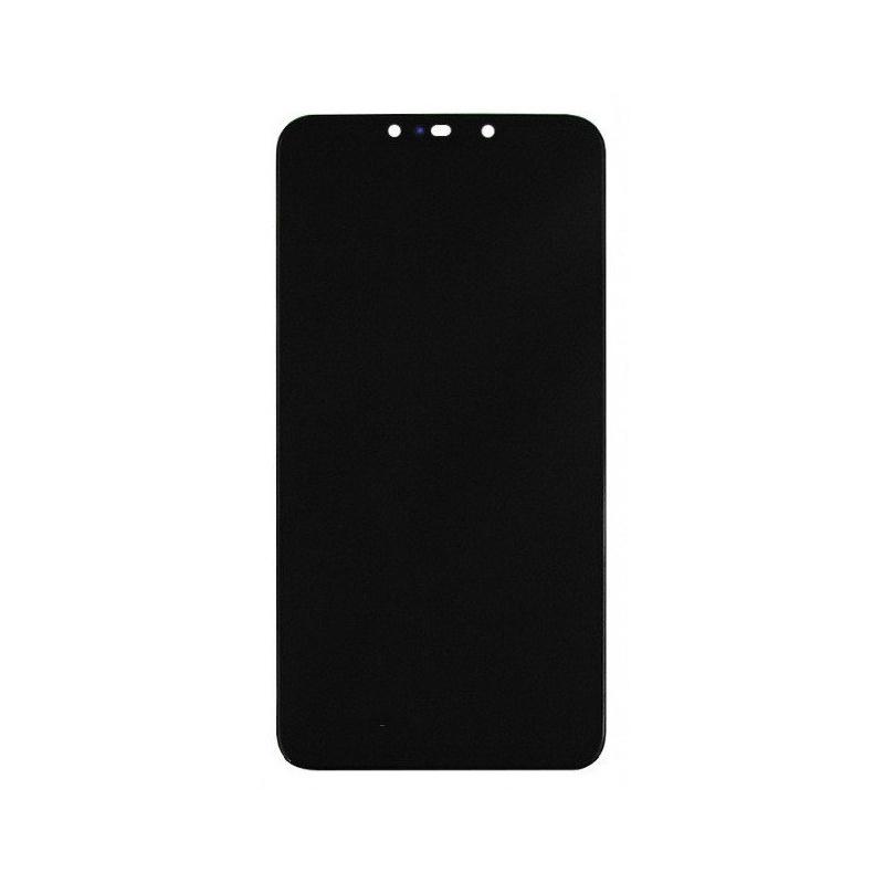 LCD + dotyk + rámeček + baterie pro Huawei P Smart Plus / Nova 3i, black (Service Pack)