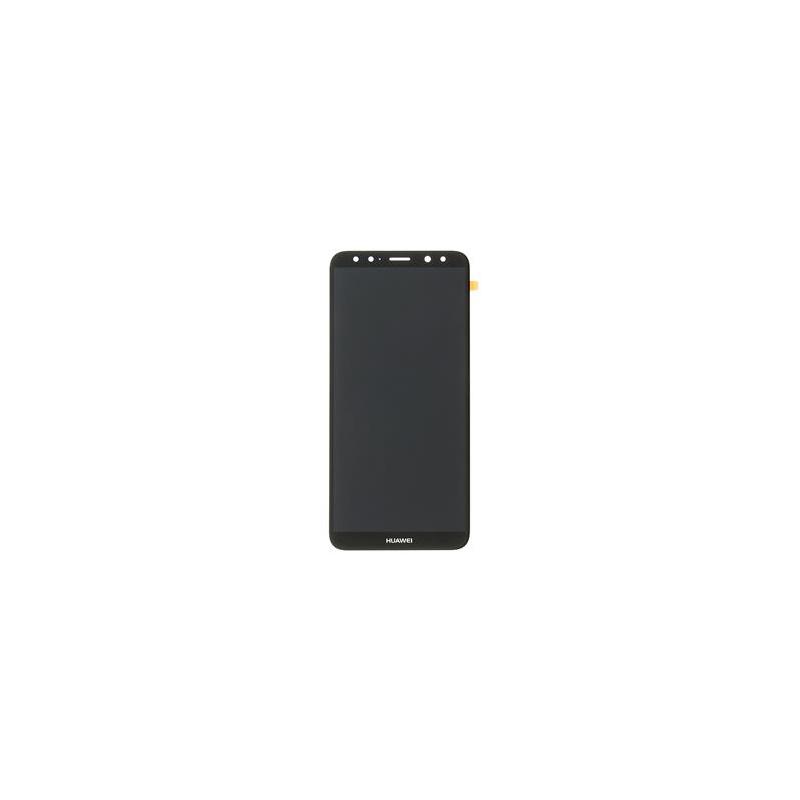 LCD + dotyk + rámeček + baterie pro Huawei Mate 10 Lite, black (Service Pack)