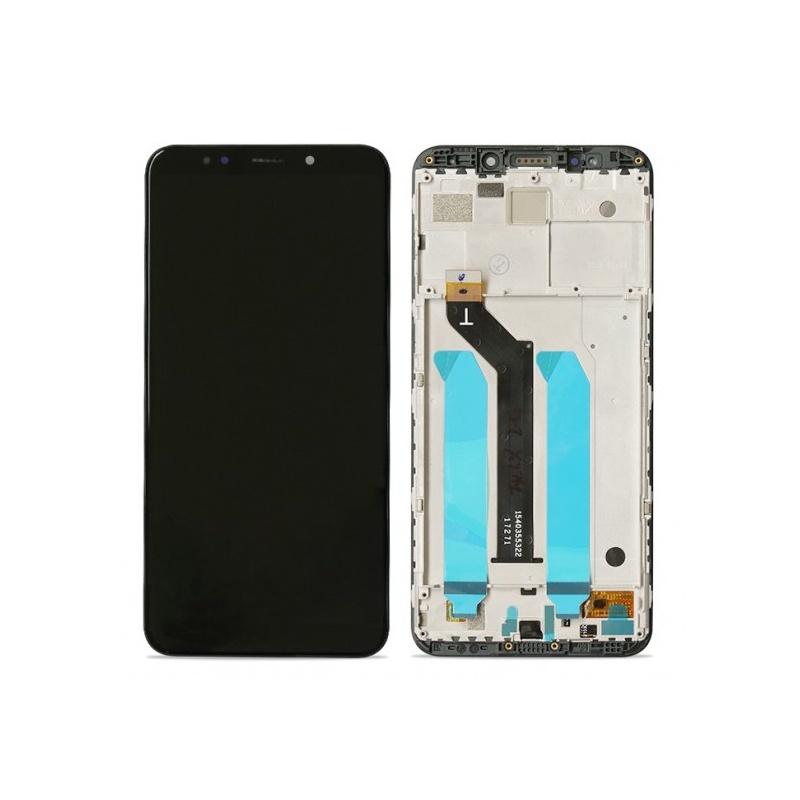 LCD + dotyk + rámeček pro Xiaomi Redmi 5 Plus, black OEM