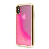 The Dark PC/TPU Kryt pro iPhone X/XS Gold/Pink (EU Blister)