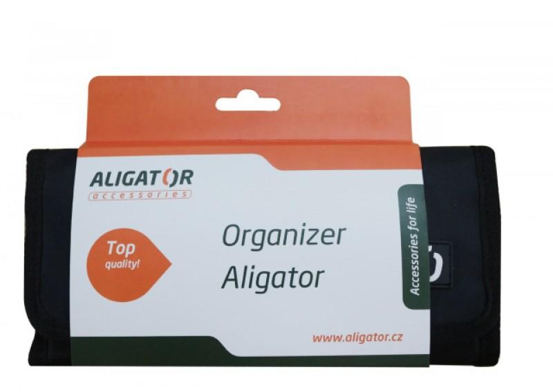 Cestovní organizér ALIGATOR černý