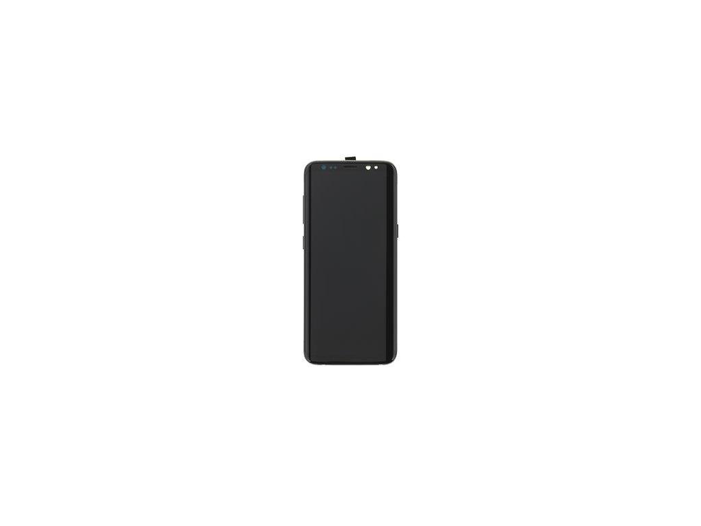 LCD + dotyk pro Samsung Galaxy A10, black (Service Pack)
