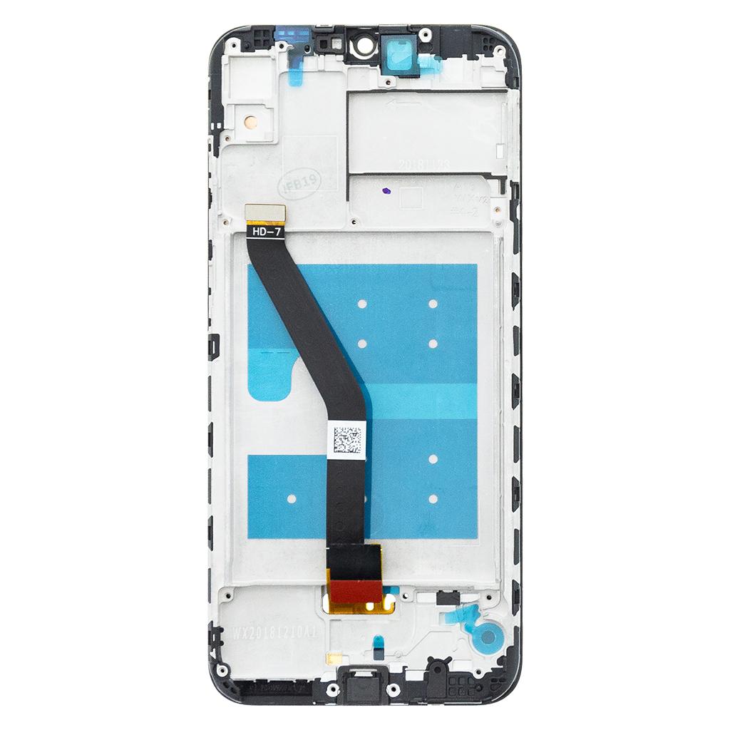 LCD + dotyk + přední kryt pro Huawei Y6 2019, brown