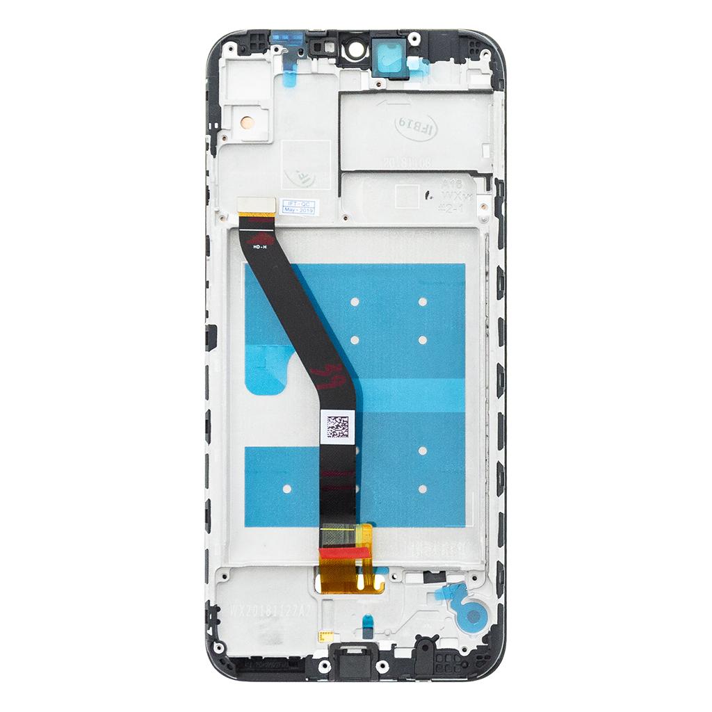 LCD + dotyk + přední kryt pro Huawei Y6 2019, blue