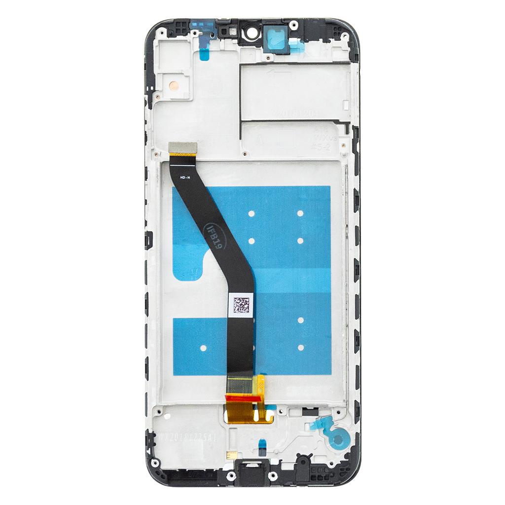 LCD + dotyk + přední kryt pro Huawei Y6 2019, black