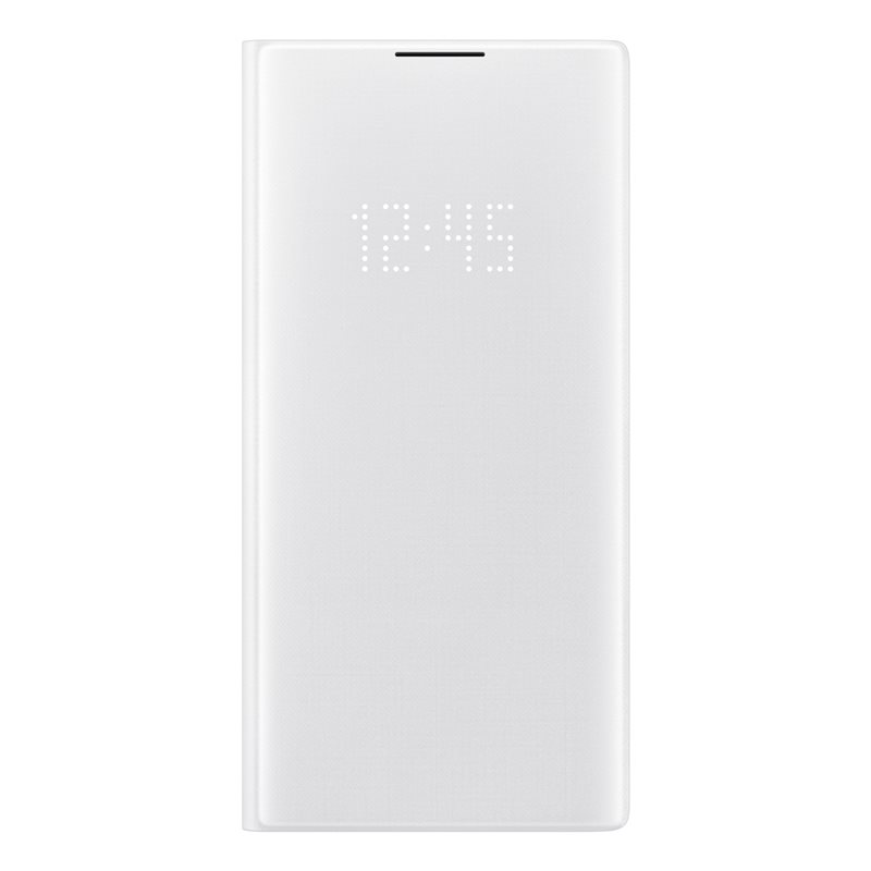 Samsung Flipcover LED View EF-NN975PW pro Samsung Galaxy Note 10+ white