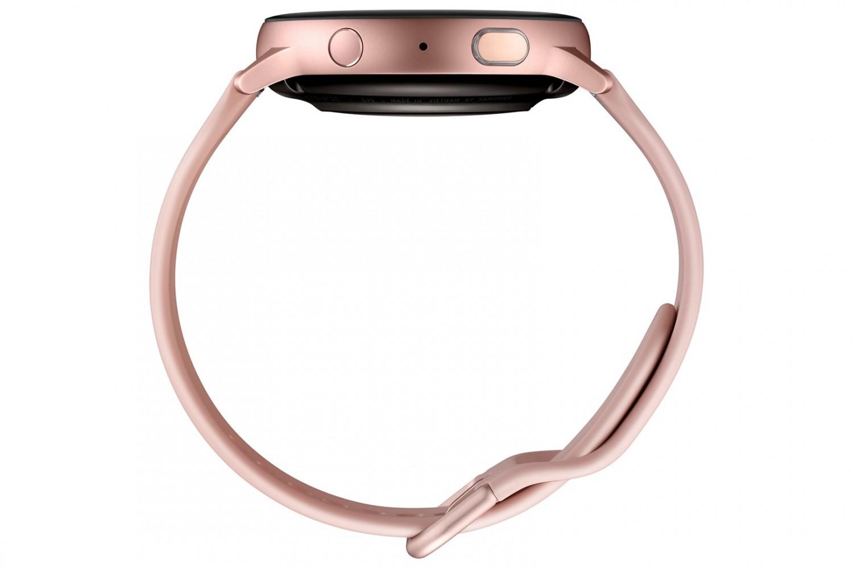Samsung Galaxy Watch Active 2 R820 Aluminium 44mm zlatá/růžová