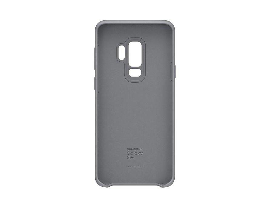 Ochranný kryt Silicone Cover pro Samsung Galaxy S9 Plus, šedý