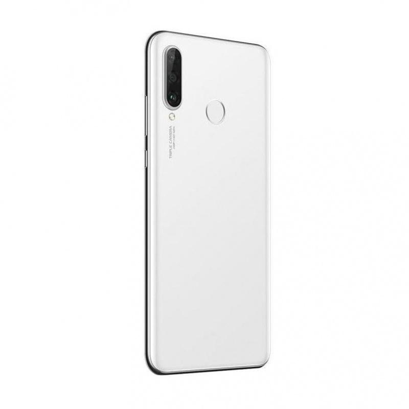 Kryt baterie Huawei P30 Lite pearl white (Service Pack)