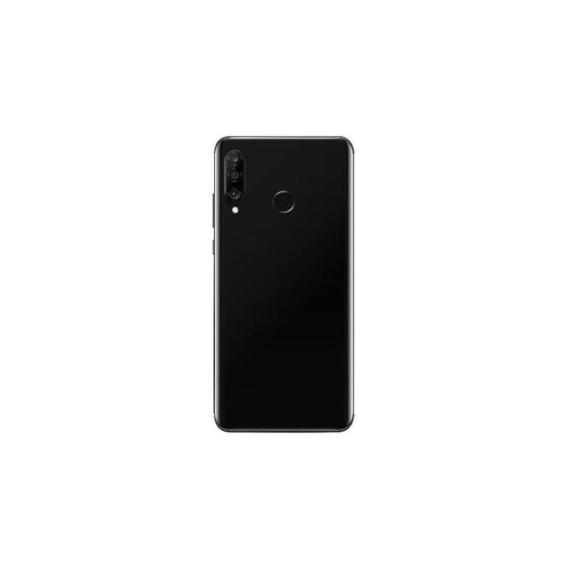 Kryt baterie Huawei P30 Lite midnight black (Service Pack)